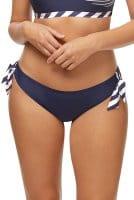 Amoena Bikini-Hose Infinity Pool 71473 in dunkelblau weiß