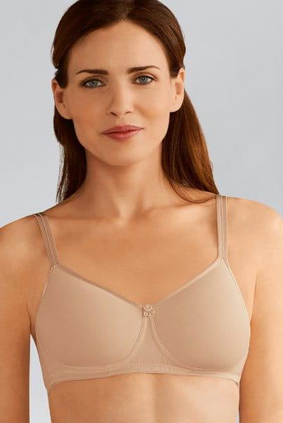 Brustprothesen-BH Amoena Mara SB helles nude